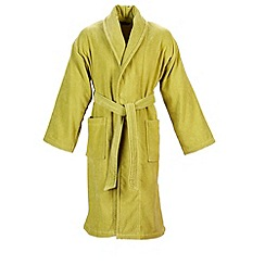 Christy - Green Tea 'Supreme' Robe