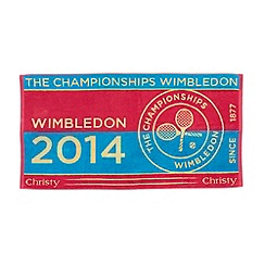 Christy - Ladies 'Championship' towel