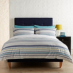 Christy - Jade 'Seattle' duvet cover and pillow case