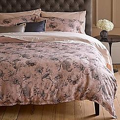 Christy - Blush Pink 'Regency' Oxford pillowcase pair