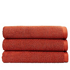 Christy - Cinnabar 'Brixton' towel