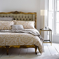 Christy - Taupe 'Charlecombe' duvet set