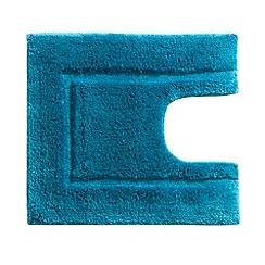 Christy - Kingfisher pedestal mat