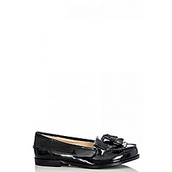 Quiz - Black patent loafers