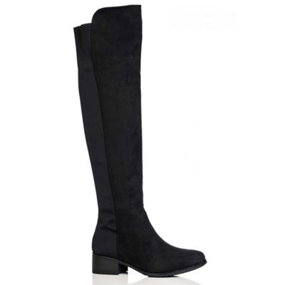 debenhams over the knee boots