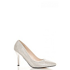 Quiz - Silver diamante courts