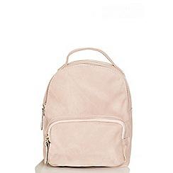 Quiz - Nude backpack