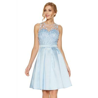 Royal blue bridesmaid dresses debenhams