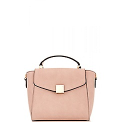 Quiz - Pink small tote bag