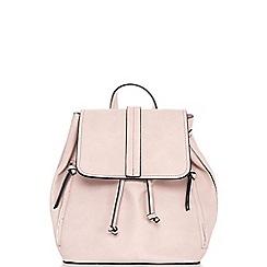 Quiz - Pink tie backpack