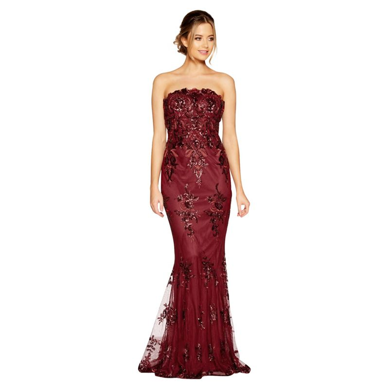 Sequinned Party Dresses