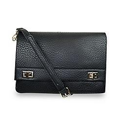 Gionni Accessories - Black 'Laurel' crossbody bag