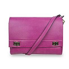 Gionni Accessories - Magenta 'Laurel' crossbody bag