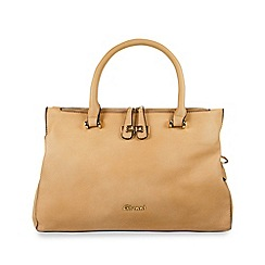 Gionni Accessories - Camel 'Nura' multi gusset tote bag
