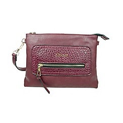 Gionni Accessories - Oxblood 'Arnette' crossbody bag