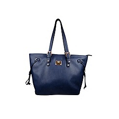 Gionni Accessories - Navy ' Alina ' tote bag