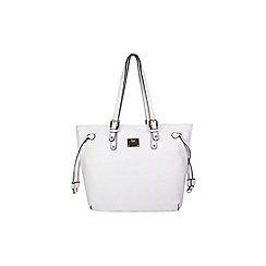 Gionni Accessories - White ' Alina ' tote bag