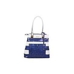 Gionni Accessories - Navy ' Eva ' shoulder bag
