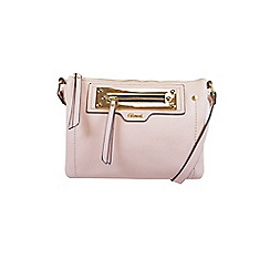 Gionni Accessories - Blush ' Anja ' zip pocket feature cross body