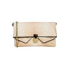 Gionni Accessories - Blush ' Crystal ' clutch bag