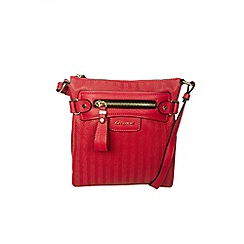 Gionni Accessories - Red ' Kasia ' crossbody bag