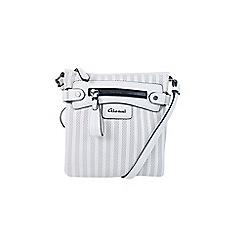 Gionni Accessories - White ' Kasia ' crossbody bag