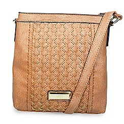 Gionni Accessories - Tan Katrina crossbody bag