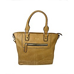 Gionni Accessories - Taupe Kathryn grab bag