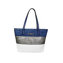 Gionni Accessories - Colour block ' Rosane ' tote bag