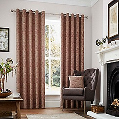 Curtina - Kaveri multi lined curtain eyelet heading curtains