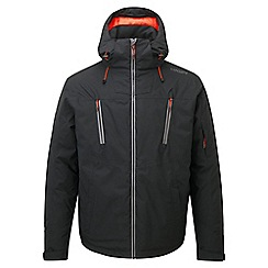Tog 24 - Black abyss milatex/down jacket