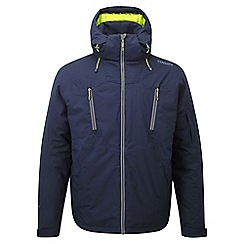 Tog 24 - Navy abyss milatex/down jacket