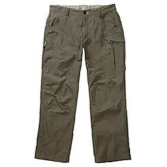 Tog 24 - Soft slate active tcz tech trousers regular leg