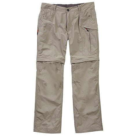 Tog 24 - Pebble active tcz zip off cargo trousers long leg