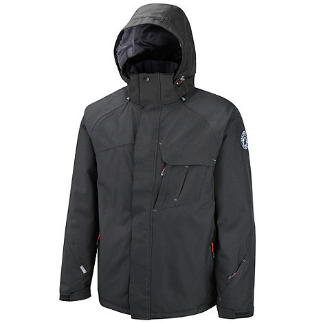 Tog 24 - Black adder milatex ski jacket
