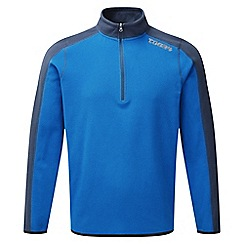 Tog 24 - New blue/mood ally tcz fleece zip neck