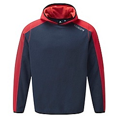 Tog 24 - Mood blue/red ally tcz fleece hoody