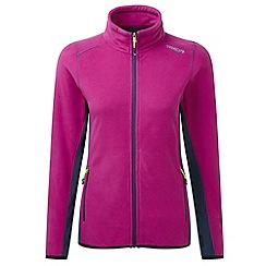 Tog 24 - Berry/mood blue ally tcz fleece jacket