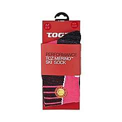Tog 24 - Neon alpach merino ski socks
