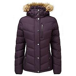 Tog 24 - Dark plum alpine TCZ thermal jacket