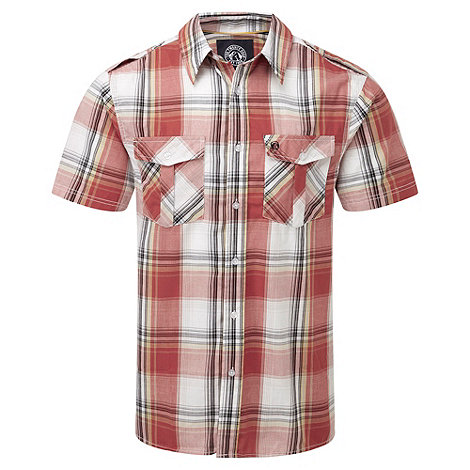 Tog 24 - Rust red altus tcz shirt