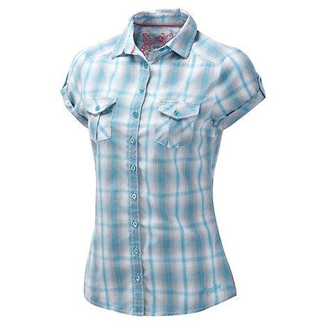 Tog 24 - Aqua check Altus tcz shirt