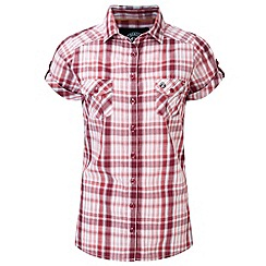 Tog 24 - Rio red check altus shirt