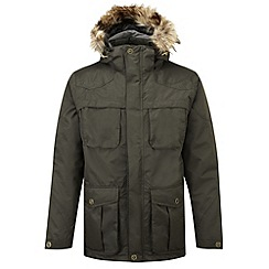 Tog 24 - Hunter green anchorage milatex 3n1 jacket