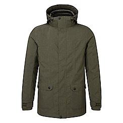 Tog 24 - Dark khaki marl Arkle milatex 3 in1 jacket