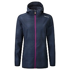 Tog 24 - Mood blue print athena tcz softshell jacket