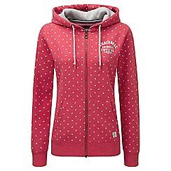 Tog 24 - Rose marl ava deluxe zip hoodie wilderness