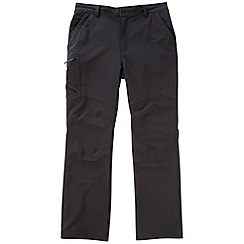 Tog 24 - Black avro tcz softshell trousers regular leg