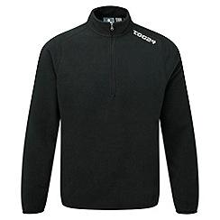 Tog 24 - Black Axis Tcz Fleece Zip Neck