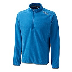 Tog 24 - New Blue Axis Mens Tcz Fleece Zip Neck